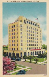 Hotel Dixie Sherman Panama City Florida