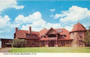 New hampshire Moultonboro    Castle in the Clouds Hotel