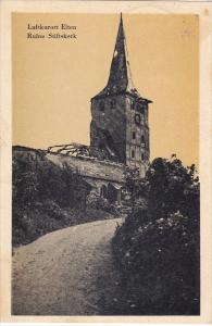 Elten , Northrhine-Westfalia , Germany , 00-10s Ruine Stifskerk