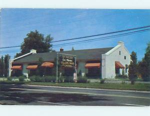 Unused Pre-1980 POPLARS RESTAURANT East Lansing Michigan MI p5618