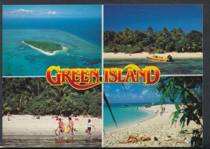 Australia Postcard - Green Island On The Great Barrier Reef, Nr Cairns   RR3563