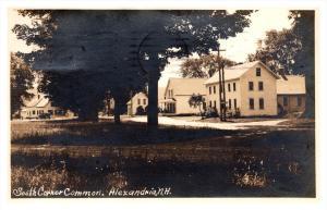 16024  NH Alexandria   South Corner Common