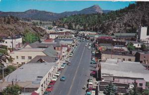 Elkhorn Avenue , ESTES PARK , Colorado , 40-60s