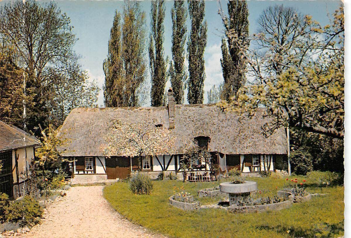 Maison Toit De France france la luxuriante normandie maison normande au toit de