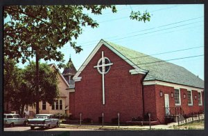 Delaware REHOBOTH BEACH Epworth Methodist Church - Chrome