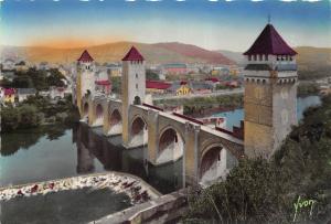 BR12151 Cahors lot Le pont Valentre   france