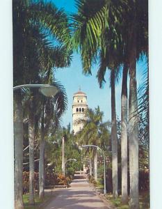Pre-1980 TOWER AT UNIVERSITY OF PUERTO RICO San Juan Puerto Rico PR L7041-12