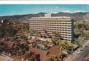 Hawaii Honolulu The Princess Kaiulani Hotel