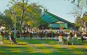 Florida St Petersburg Bandstand In Williams Park