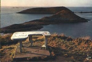 POSTAL 61449: Mesa con vistas