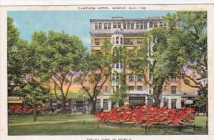 Alabama Mobile Cawthon Hotel