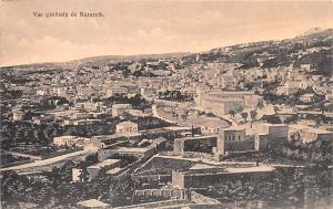 Nazareth Bethlehem Vue Generale Nazareth Vue Generale