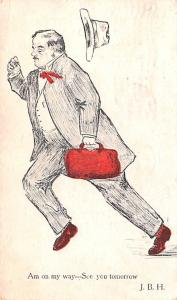 On my Way, JBH 1907