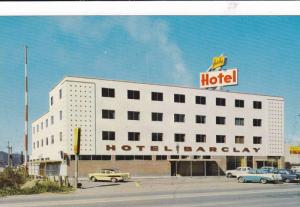 Hotel Barclay Ltd , PORT ALBERNI , B.C., Canada , 40-60s