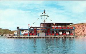 Fortress Cove Marina Sea-port, Lake Meredith, Texas z7