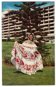 National Costume, Pollera, Panama