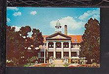 Illinois Masonic Home,Sullivan,IL Postcard