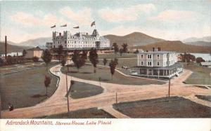 New York  Lake Placid   Stevens House Hotel