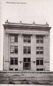 Tribune Building Sioux City IA Unused