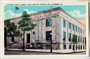 Library, Richmond VA
