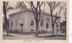 Post Office, Camden , South Carolina , 1910s