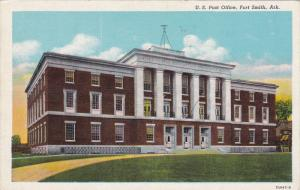 FORT SMITH, Arkansas, PU-1949; U.S. Post Office