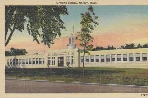 Massachusetts Marian Sippican School