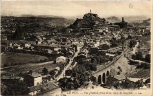 CPA Le PUY - Vue générale prise de la route de Saugues (588493)