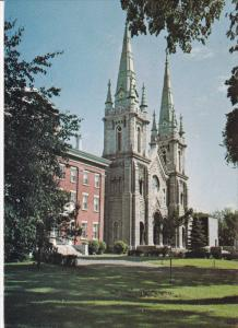 Cathedral of Saint-Hayacinthe, ST. HYACINTHE, Quebec, Canada, 40-60´s