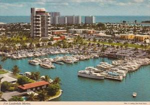 This Is A View Of Pier 66 Marina And Hotel Fort Lauderdale Florida