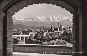 RP, Ausblick Von Der Bundesterrasse, BERN, Switzerland, 1920-1940s