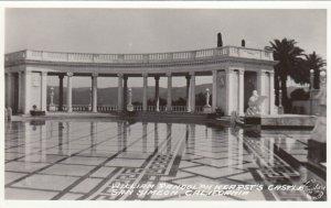 RP: SAN SIMEON , California, 1930-40s ; William Randolf Hearst Castle #2