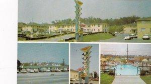 CINCINNATI , Ohio, 1950-60s; Shuller's Restaurant & Motel