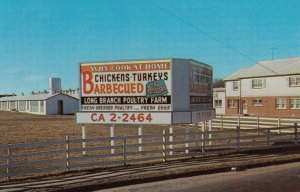 LONG BRANCH , New Jersey , 1950-60s ; Long Branch Poultry Farm