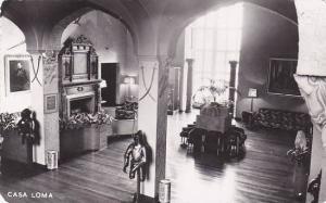 RP, Casa Loma, Canada's Famous Showplace, The Rotunda, Toronto, Ontario, Cana...
