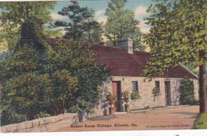 Georgia Atlanta Robert Burns Cottage