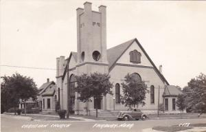 RP: FAIRBURY, Nebraska, 1930-50s; Christian Church
