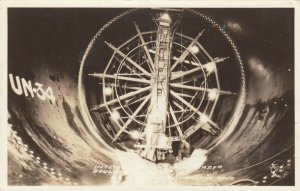 RP: BOULDER DAM , Nevada , 20-30s ; Dam Construction Machine #1