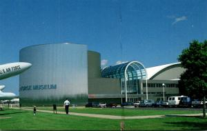Ohio Dayton The IMAX Theatre At The Unites States Air Force Museum