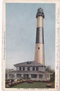 New Jersey Atlantic City Absecon Lighthouse 1905