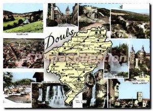 Modern Postcard Besancon Doubs Under Prefecture