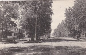 Colorado Greeley Ninth Avenue Street Scene Albertype sk1860