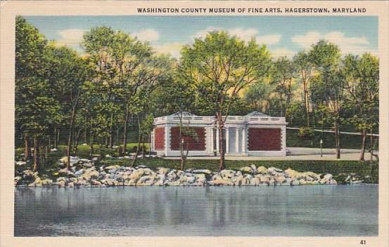 Washington County Museum Of Fine Arts Hagerstown Maryland