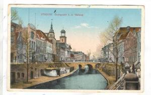 UTRECHT , Oudegracht b.d. Viebrug , Netherlands, 1910s