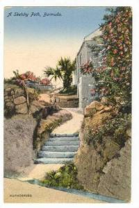 A Sketchy Path, Bermuda , 10-30s , Rutherford