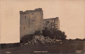 Cumbria Arnside Tower, Lilyland Series, Real Photo 1910