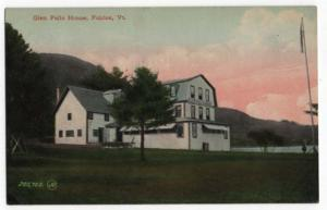 Fairlee, Vermont,  View of The Glen Falls House, 1910