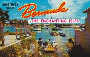 Greetings From Bermuda The Enchanting Isles