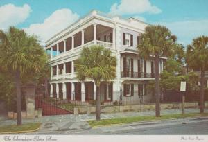 Edmondston Alston House Postcard