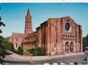 France Toulouse Saint Sernin Vue l'enseble cote N O